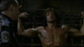 Rambo First Blood Part 2 Torture scene