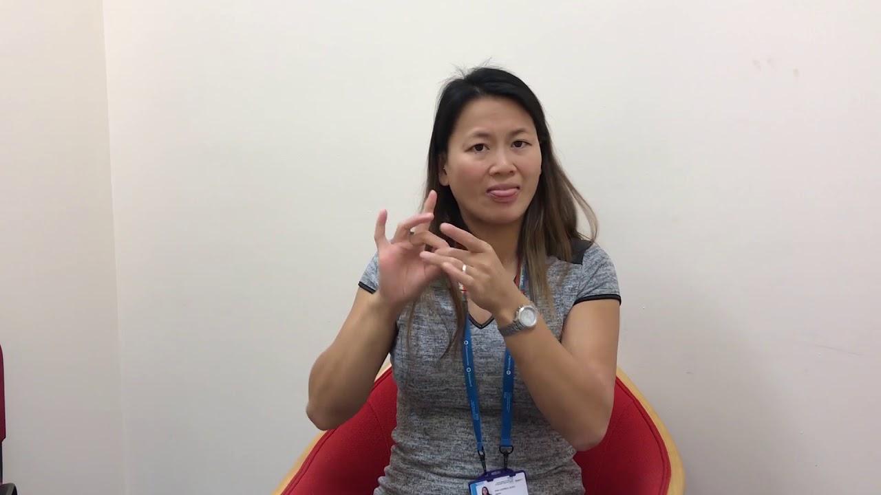 Deaf mental health matters event