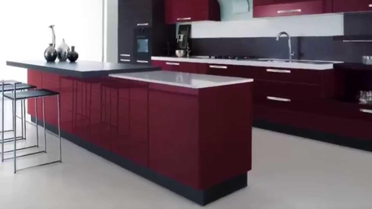 Cucine moderne, classiche e in finta muratura - Raimondi - YouTube