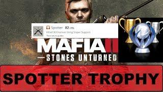 """MAFIA 3: STONES UNTURNED """"Spotter"""" TROPHY GUIDE!"""