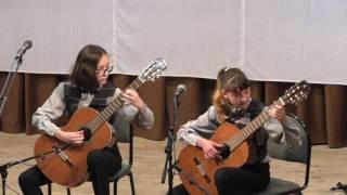 Мир Гитары. Фернандо Сор. Старинный испанский танец.