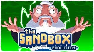 SOY DIOS Y LA LIO PARDA SIEMPRE | THE SANDBOX EVOLUTION | JUEGO PC STEAM
