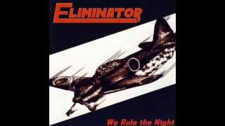 Eliminator - We Rule The Night - 2011 (Full EP)