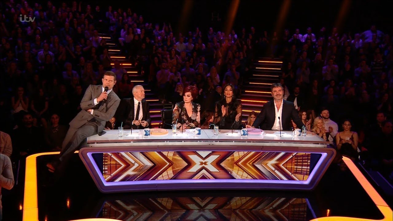 The X Factor UK 2017 Quick Word from the Judges Live Shows ...