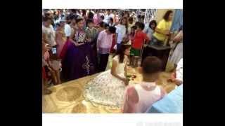 Flores De Mayo - Santacruzan in Brgy. 8 Balayan, Batangas (05-25-14)