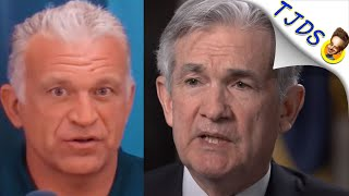 Fed Chairman Urges Congress To Bail Out PEOPLE! w/Dylan Ratigan