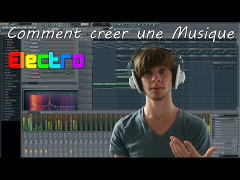 Tuto Fl Studio - Comment faire une Musique Electro