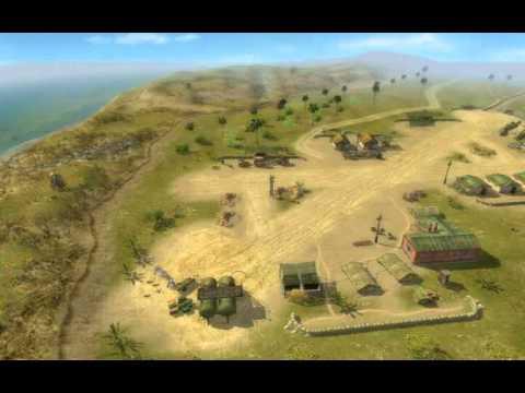 Men Of War: Map: Iwo Jima