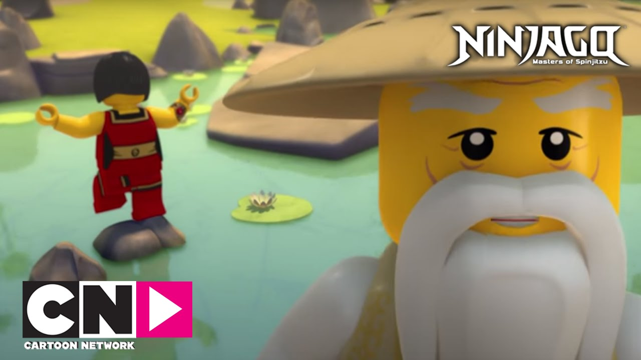 Ninjago I Su Eğitiminin Ustası I Cartoon Network Youtube