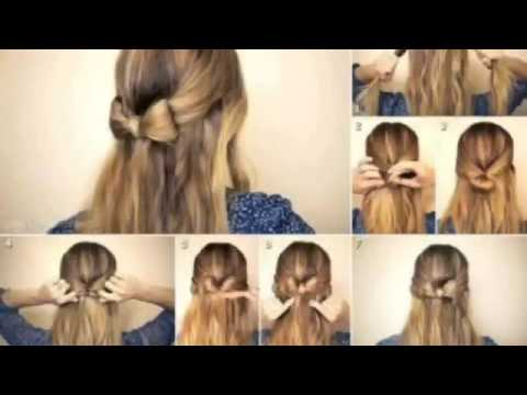 Hairstyles Step By Step 18 easy step by step tutorials for perfect hairstyles Step By Step Cute Hairstyles