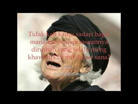 Renungan Perjuangan Ibu 100% Bikin Nangis!!!