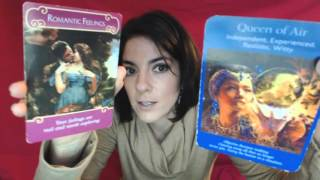 Aries Angel Oracle Card January 2016 LOVE Reading
