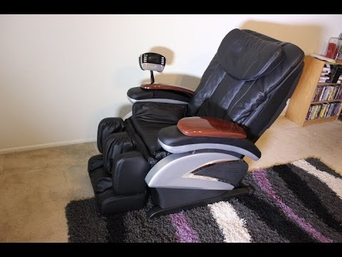 Attrayant Shiatsu Massage Chair Full Review (Model EC06C)
