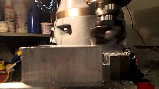 "Homemade Bridgeport ""CNC-ish"" Mill - Smart Power Feed"