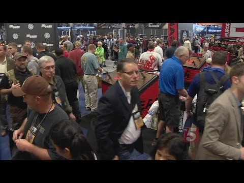 Thousands Of NRA Members Pack Music City Center