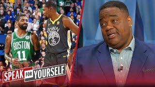 Jason Whitlock isn't sold KD & Kyrie will work in Brooklyn | NBA | SPEAK FOR YOURSELF
