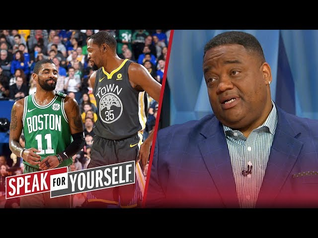 Jason Whitlock isnt sold KD & Kyrie will work in Brooklyn | NBA | SPEAK FOR YOURSELF