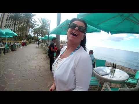 January in Tenerife,