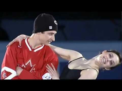 Tessa Virtue & Scott Moir & Sissel