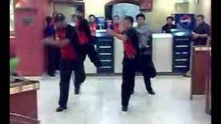 Jalandhar Pizza Hut Bhangra Dancing