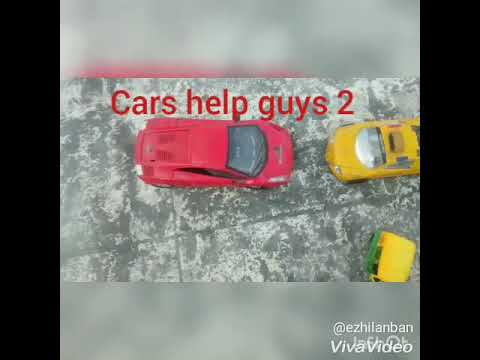 Cars help guys the beginning part 2