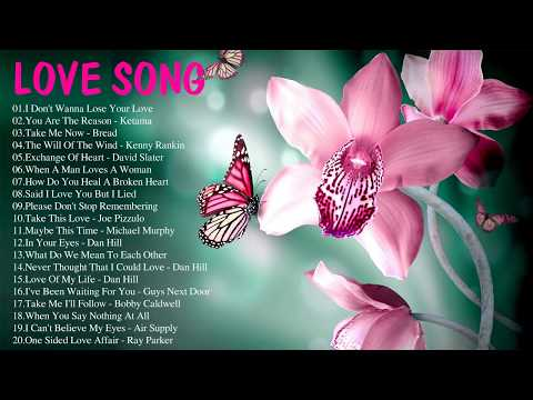 Melow Falling In Love Songs Collection 2018  - Most Beautiful Love Songs Of All Time