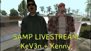 GTA SAMP Livestream with KennyPaas [SUBSCRIBE ALERT]
