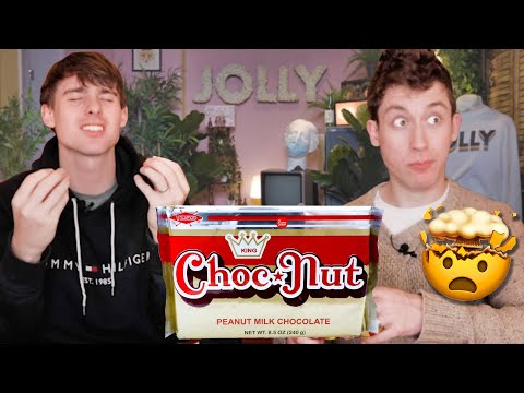 British Guys Try Filipino Snacks!! (CHOC NUT!?!😳😍)