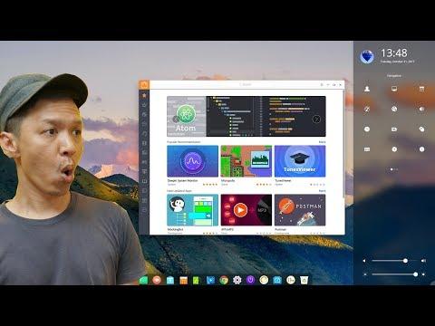 Impresi Perdana Deepin OS: Ini Distro Kece Bener Dah!