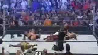 WWE Championship Scramble Match. (4/4)