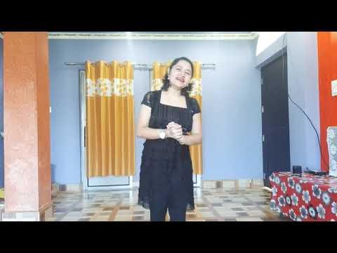 Download सालको पातको टपरी डान्स ट्युटोरियल  salko Patko Taperi Dance Tutorial With Music