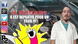 LE MOTEUR EST VIVANT - 4L RESTORING #7
