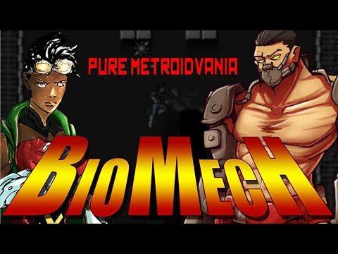 BioMech ★ GamePlay ★ Ultra Settings |