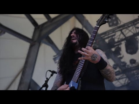 KRISIUN @ ROCK HARD 2012 Full Show