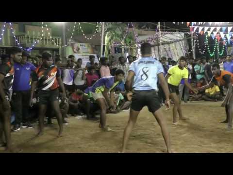 Dr.Ambedkar Thandalam Vs Reddykuppam | 1st Round | AFC | sports7kabbadi