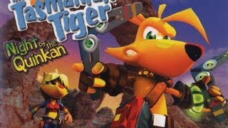 CGRundertow TY THE TASMANIAN TIGER 3: NIGHT OF THE QUINKAN for Nintendo GameCube Video Game Review