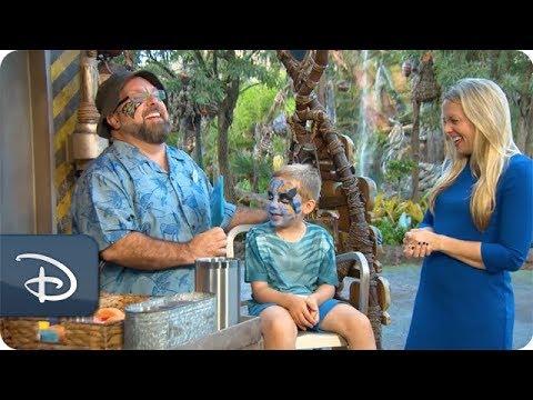 DIY Halloween: Makeup Tips From Pandora - The World of Avatar