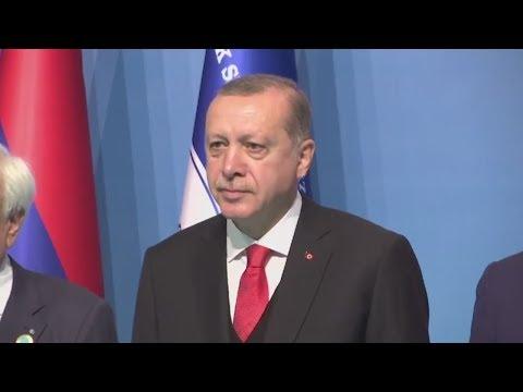 Türkei: Recep Tayyip Erdogan will Österreich von Nato-Programmen ausschließen