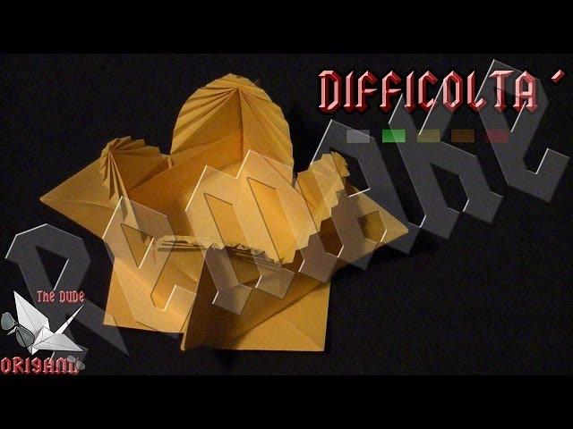 [ORIGAMI ITA] Scatola Decorativa (Scatola Spagnola)    Dudes Remakes