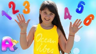 Count to 10 | Educational video for Children by Anna Kids