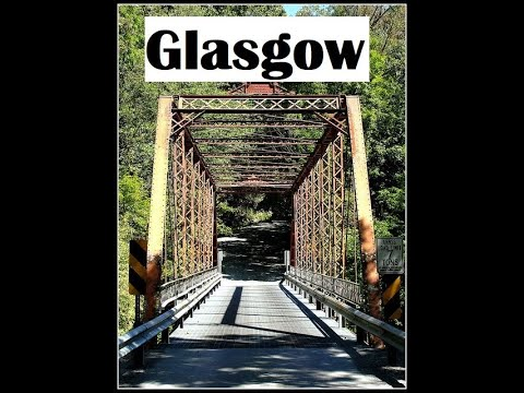 Glasgow, Ohio  Columbiana County  named after Glasgow Scotland