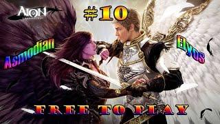 Aion - Free To Play - #10 Los Leparistas Tiran La Piedra Y Esconden La Mano | Morenita Gamer