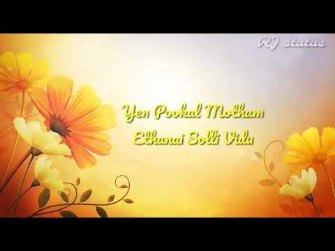Pookara song lyrics  Download👇  Tamil whatsapp status   RJ status  citizen