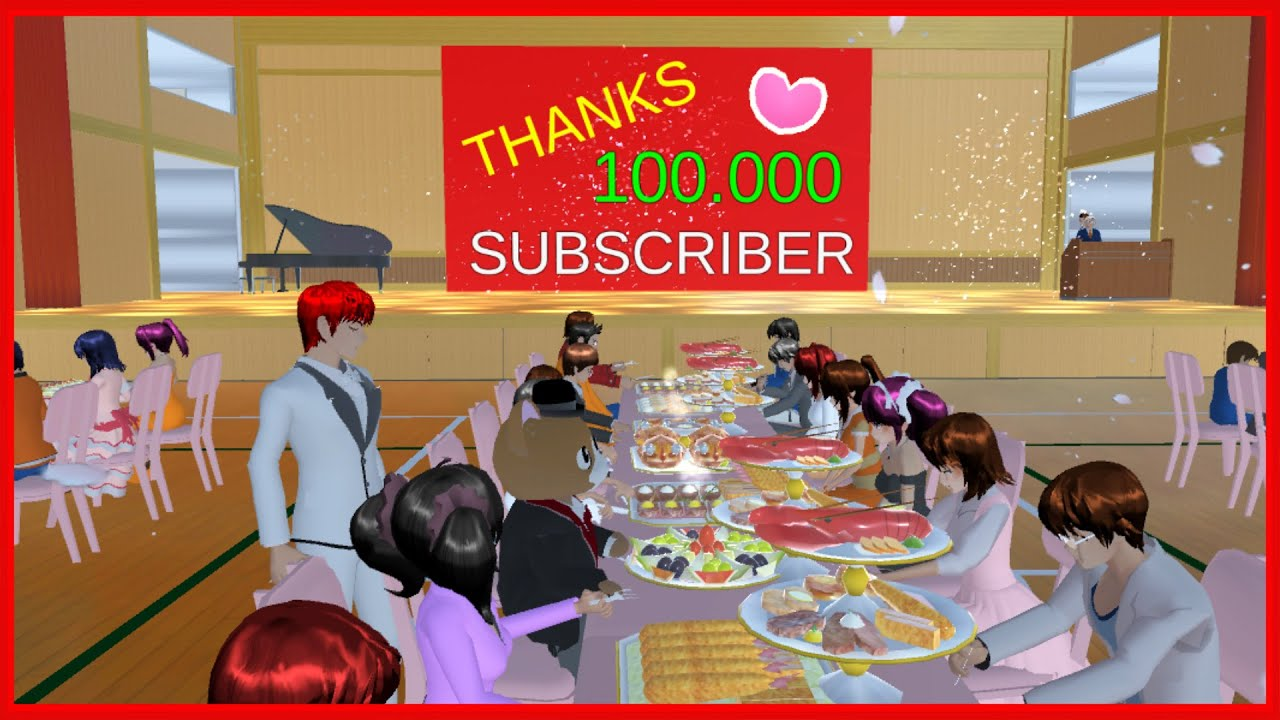 THANKS FOR 100.000 SUBSCRIBERS