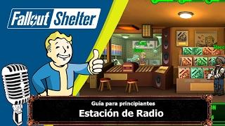 Fallout Shelter | Tips y Trucos | Estación de Radio
