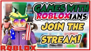 Roblox FREE Gift - AT Subscriber Goal | ROBLOX Games w/ VIEWERS | Roblox JailBreak