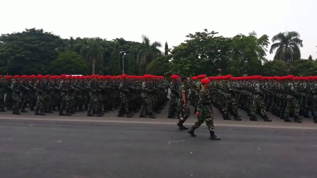 Kemampuan Pasukan Elite Yang Dimilki Oleh TNI Indonesia