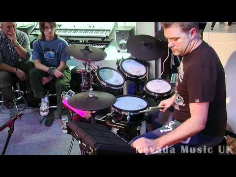 Roland SPD-SX Sample Pad Performance with Craig Blundell @ Nevada Music UK