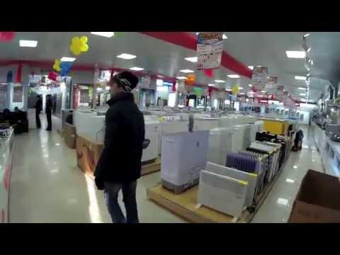 Жизнь в Китае. Магазин бытовой техники в китайской подворотне
