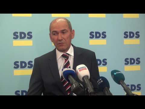 Janez Janša o interpelaciji zoper vlado (vprašanja)